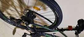 Bicicleta de montaña Optimus Sirius X