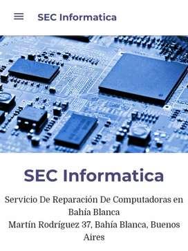 Servicio Técnico de computadoras e impresoras