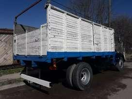 Camion para mudanza