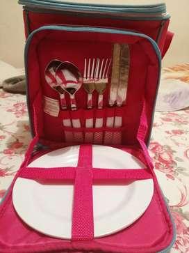 Maleta para picnic
