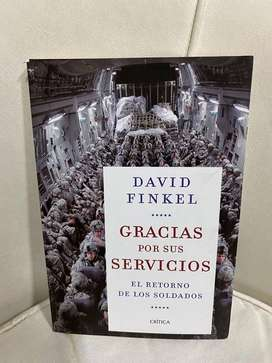 Gracias Por Sus Servicios - David Finkel