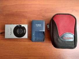 Camara CANON Power Shot SD1000