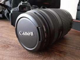 Vendo Lente Canon  Nuevo