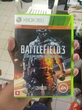 Battlefield 3 Premium Edition Original Xbox 360