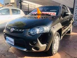 Fiat Strada tres puertas