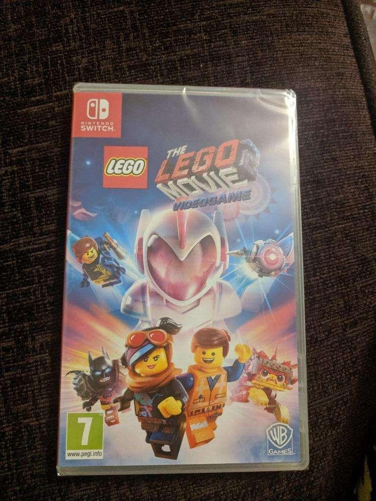 The Lego Movie 2 Nintendo Switch 0