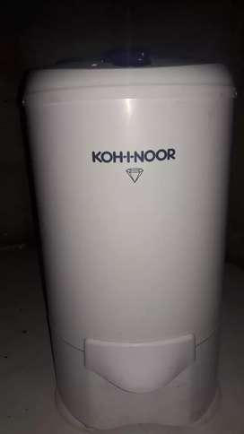 vendo secaropa KOH=I=NOOR