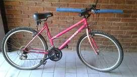 Bicicleta Dama Mountain Bike rodado 26 importada EE.UU
