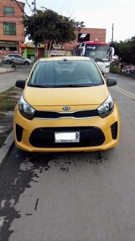 Taxi Kia picanto ekotaxi