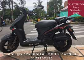 Agility 125 Mod 2016