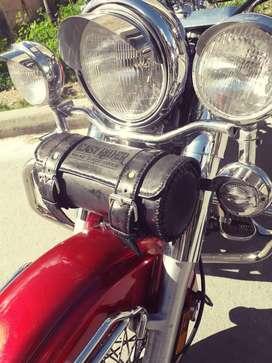Herramientero para moto harley