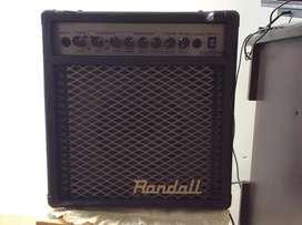 Amplificador Randall RX25RM