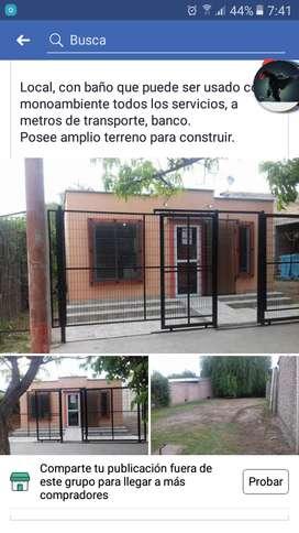 Permuto local en Mendoza por popiedad San Luis