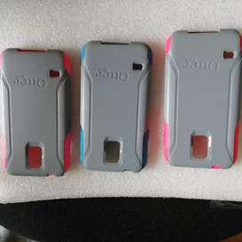 Antishocks Case Otter Box Commuter Samsung Galaxy S5, S5 Neo Originales. Color: Gris