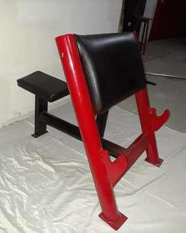 Predicador máquina de gym