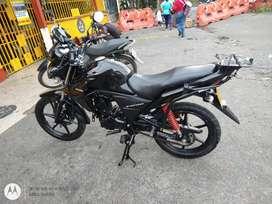 Vendo mi Honda cb 110 2020 papeles nuevos