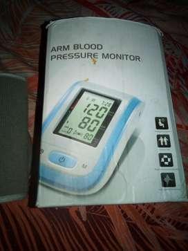 Tensiometro Arm Blood