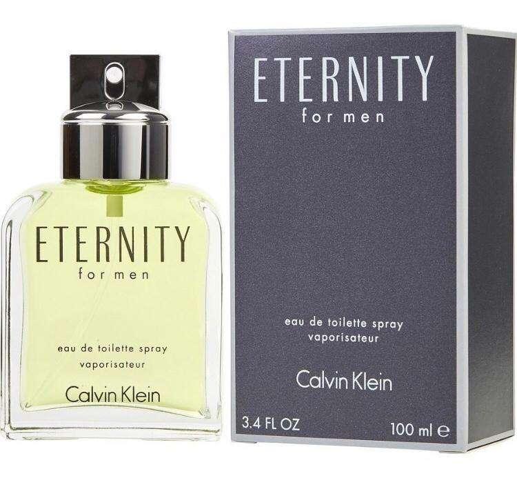 Lociones,perfumes 100%originales ETERNITY DE CALVIN KLEIN 0