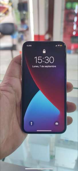 Iphone X 64gb libre de todo para cualquier operadora