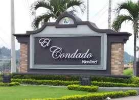 Se Vende Terreno de Oportunidad en El Condado 356 mts2