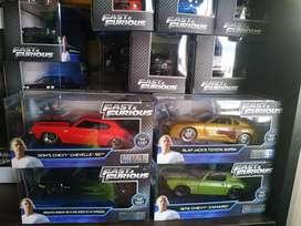 Colección Fast & Furious