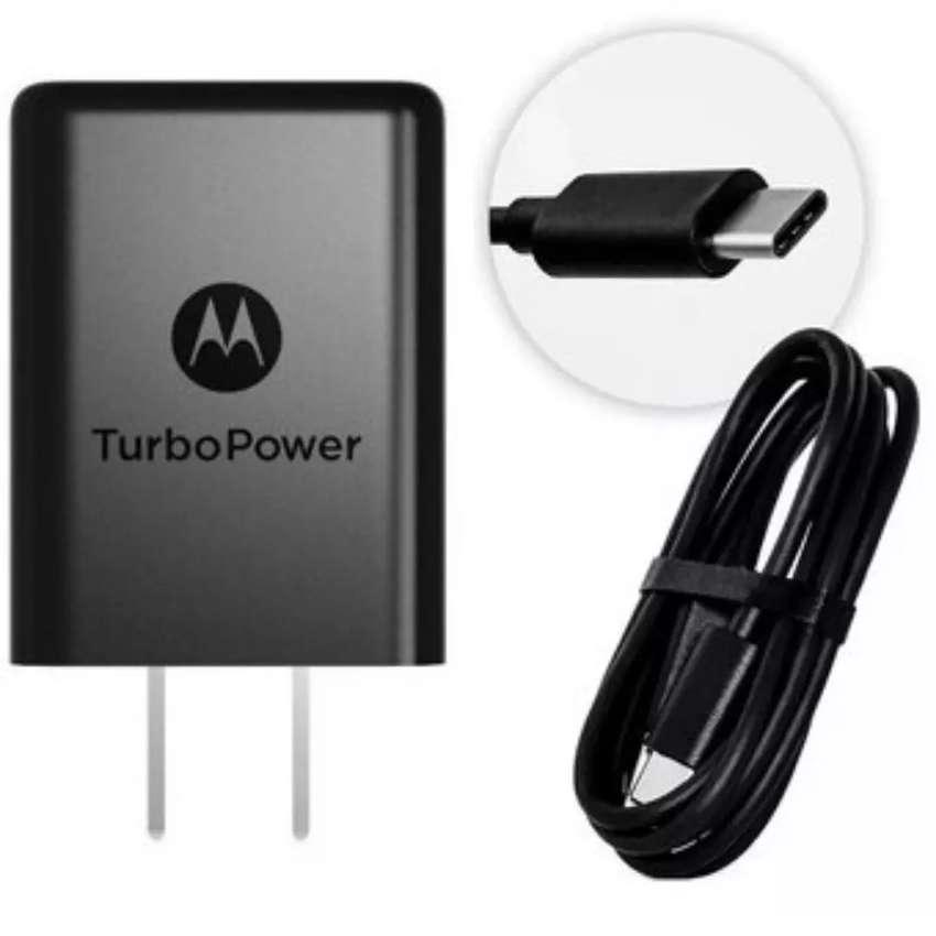 Cargador Motorola USB tipo C ORIGINAL 0