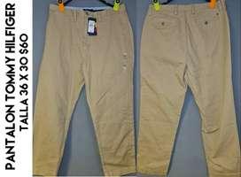 Pantalon Tommy Hilfiger TALLA 36X30 Nuevo con Etiquetas