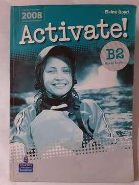 Activate B2 2008 Use of English Pearson Longman Elaine Boyd