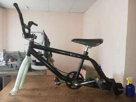 Bicicleta zuppra