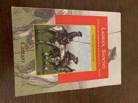 """Vendo libro """"Ladran, Sancho"""" Miguel de Servantes Saavedra"""