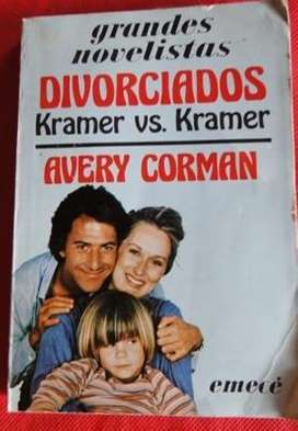 DIVORCIADOS   KRAMER VS. KRAMER  AVERY CORMAN