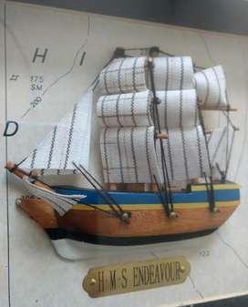 Barco Colección - H.M.S. Endeavour-