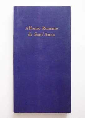 Affonso Romano de Sant'Anna - Poemas - Firmado