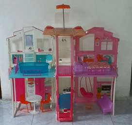 Casa de campo barbie original