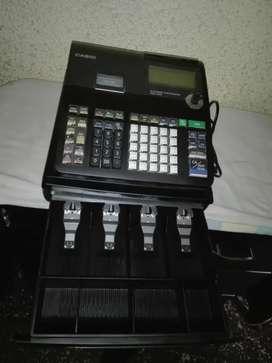 Maquina registradora-usada