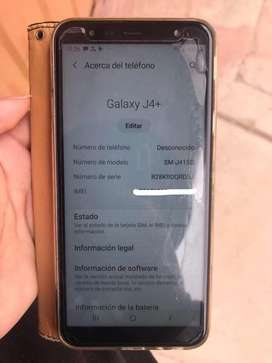 Samsung j4+ 10/10