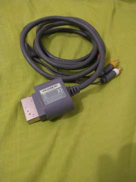 Cable de audio y vídeo de Xbox 360