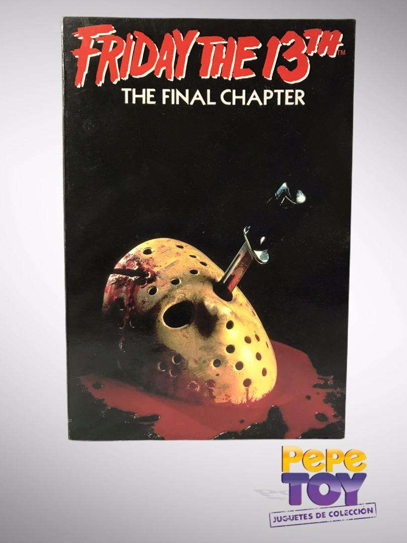 Friday the 13th: The Final Chapter Ultimate JASON