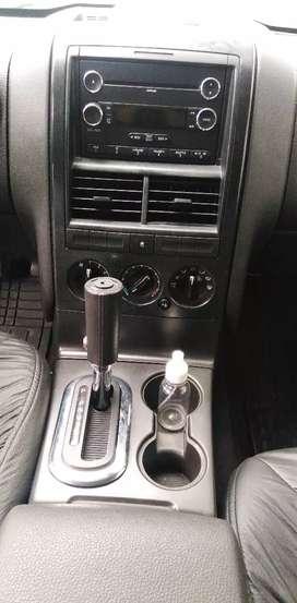 Vendo Ford Explorer 2009 a  toda prueba