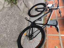 Bicicleta BOSTON