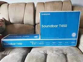 Soundbar Samsung t450