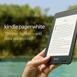 Kindle Paperwhite 10 8GB, 300 PPP, a prueba de agua.