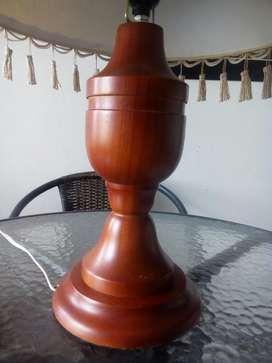 Lámpara de Madera