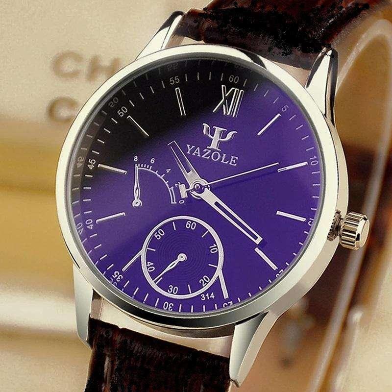 reloj relojes indiana ilusion of time mujer dama cuero analogo 0