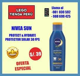Nivea Sun Protege e Hidrata . Original nuevo sellado