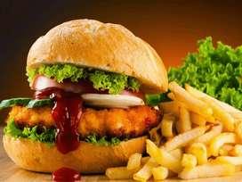 se necesita persona con experiencia en comidas rápidas o parrila