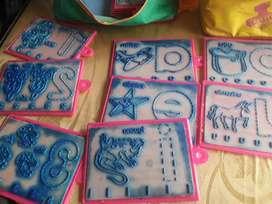 Didácticos sellos