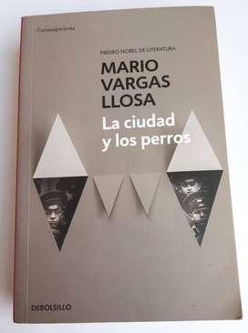 La Ciudad y Los Perros - MARIO VARGAS LLOSA - De Bolsillo