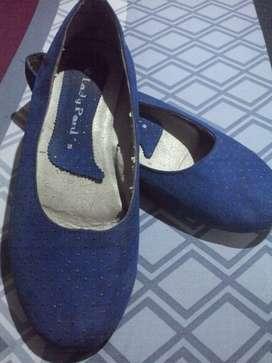 Chatitas azul