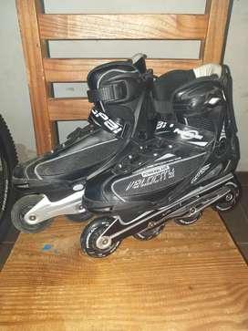 Rollers powerblade